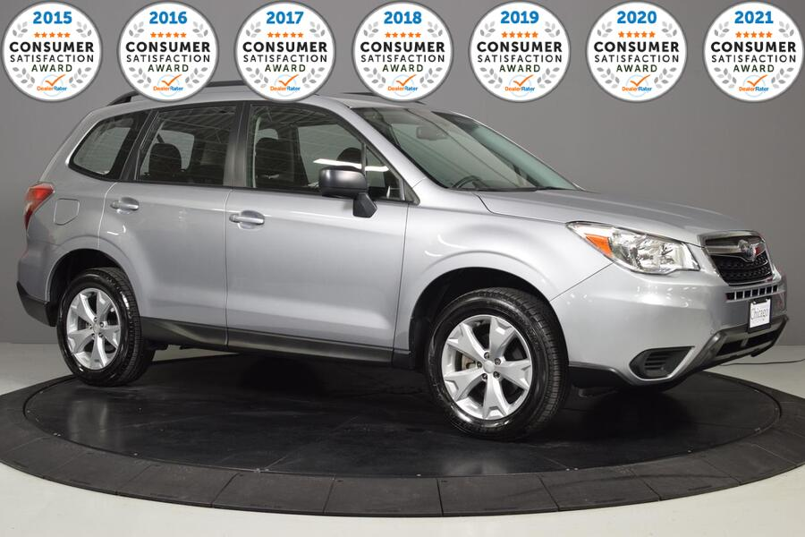 2016_Subaru_Forester_2.5i_ Glendale Heights IL