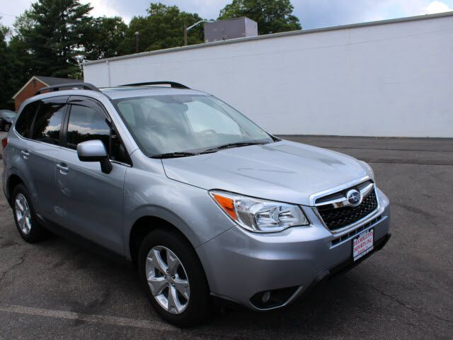 2016 Subaru Forester 2.5i Limited Roanoke VA