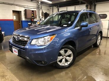 2016_Subaru_Forester_2.5i Limited_ Worcester MA