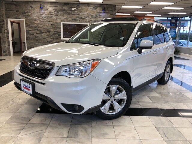 2016 Subaru Forester 2.5i Limited Worcester MA