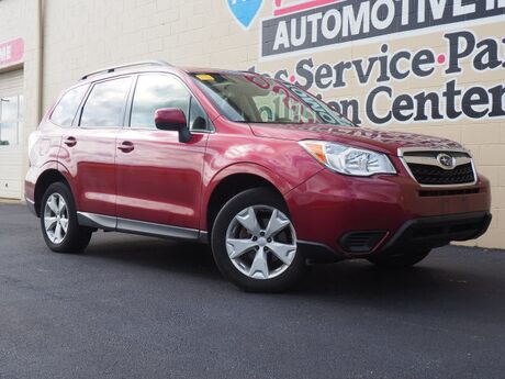 2016 Subaru Forester 2.5i Premium Middletown OH
