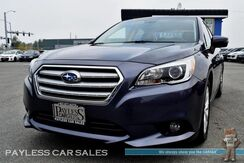 2016_Subaru_Legacy_2.5i Premium / AWD / Eye Sight Pkg / Heated Seats / Adaptive Cruise Control / Bluetooth / Back Up Camera / Blind Spot & Lane Departure Alert / 36 MPG / 1-Owner_ Anchorage AK