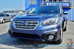 2016_Subaru_Outback_2.5i Premium / Power & Heated Seats / Bluetooth / Back Up Camera / Cruise Control / 33 MPG / 1-Owner_ Anchorage AK