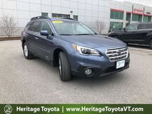 2016 Subaru Outback 2.5i Premium South Burlington VT