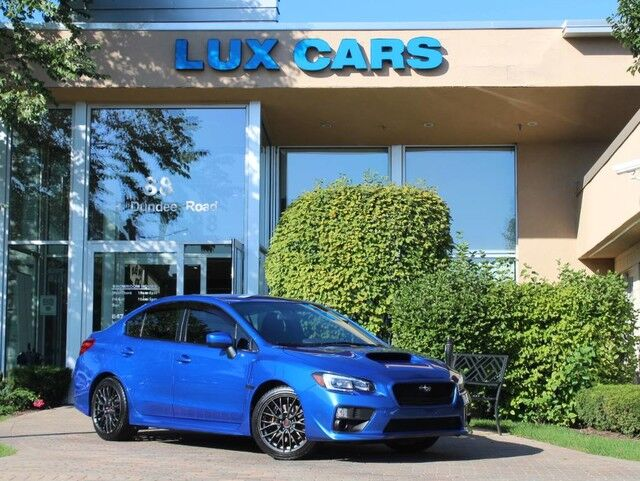 2016_Subaru_WRX_6-Speed Manual AWD_ Buffalo Grove IL