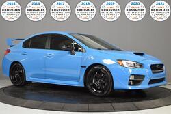 Subaru WRX STI Series.HyperBlue 2016
