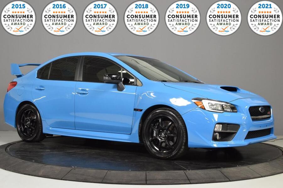 2016_Subaru_WRX STI_Series.HyperBlue_ Glendale Heights IL
