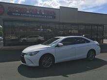 2016_TOYOTA_CAMRY_SE_ Oxford NC