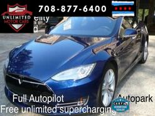2016_Tesla_Model S_70 kWh Battery_ Bridgeview IL
