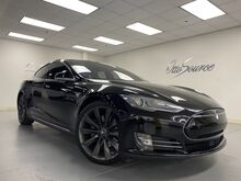 2016_Tesla_Model S_70D_ Dallas TX