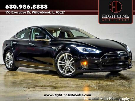 2016_Tesla_Model S_70D_ Willowbrook IL