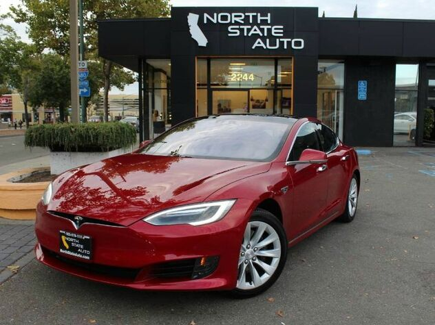 2016_Tesla_Model S_75_ Walnut Creek CA