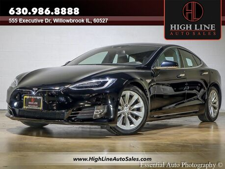 2016_Tesla_Model S_75D_ Willowbrook IL