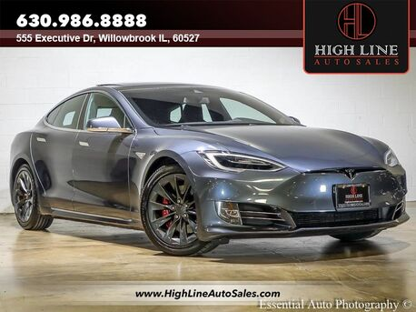 2016_Tesla_Model S_90D_ Willowbrook IL