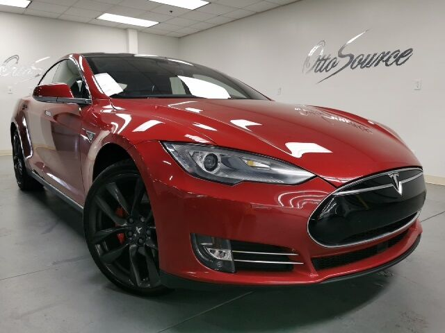 2016 Tesla Model S P90D Dallas TX