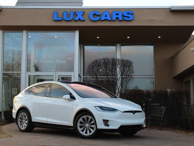 2016_Tesla_Model X_60D 3RD ROW AWD MSRP_ Buffalo Grove IL