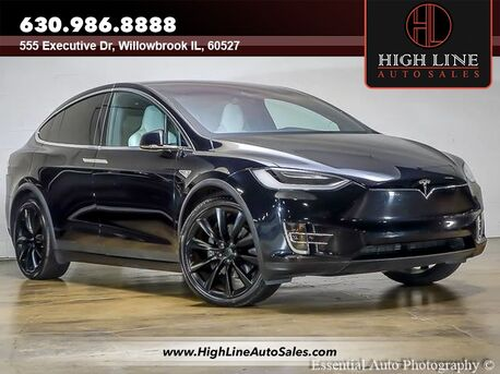 2016_Tesla_Model X_60D_ Willowbrook IL