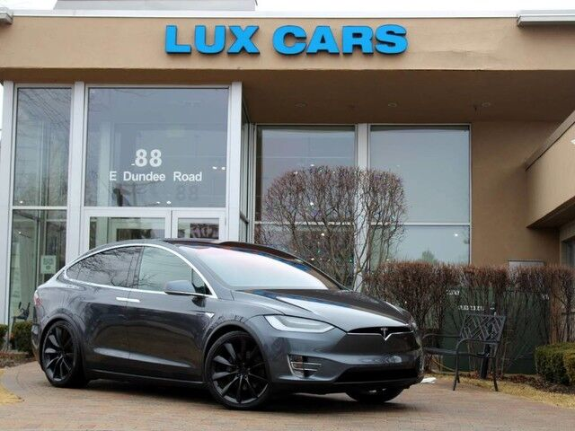2016_Tesla_Model X_75D 3RD ROW 22 AWD MSRP $109,700_ Buffalo Grove IL