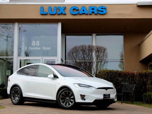 2016_Tesla_Model X_75D 3RD ROW AWD_ Buffalo Grove IL