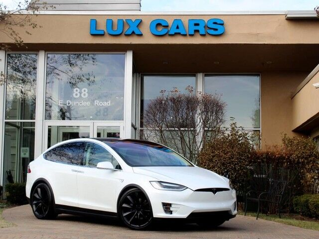 2016_Tesla_Model X_75D AUTOPILOT 3RD ROW 22 WHEELS AWD_ Buffalo Grove IL