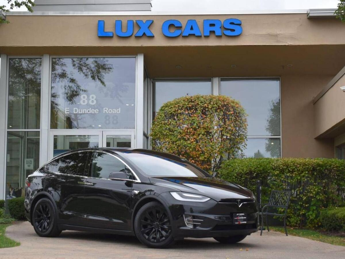 2016_Tesla_Model X_75D Autopilot 3rd Row AWD_ Buffalo Grove IL