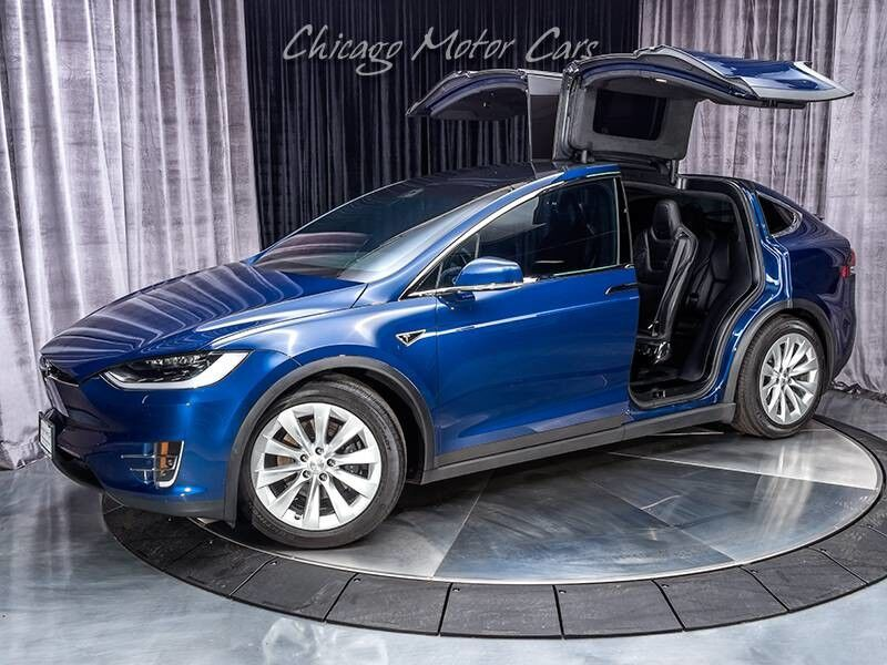 2016_Tesla_Model X_90D_ Chicago IL