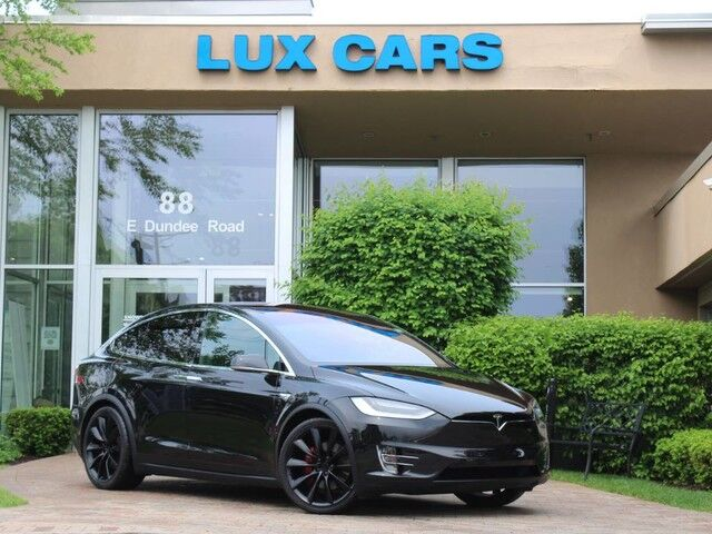 2016_Tesla_Model X_P90D 3RD Row AWD MSRP $137,450_ Buffalo Grove IL