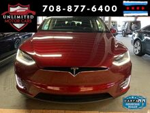 2016_Tesla_Model X_P90D_ Bridgeview IL