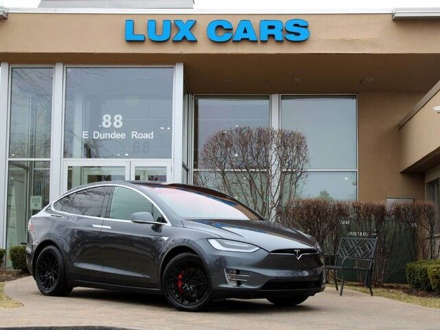 2016_Tesla_Model X_P90D LUDICROUS 7-PASS AWD MSRP $147,150_ Buffalo Grove IL