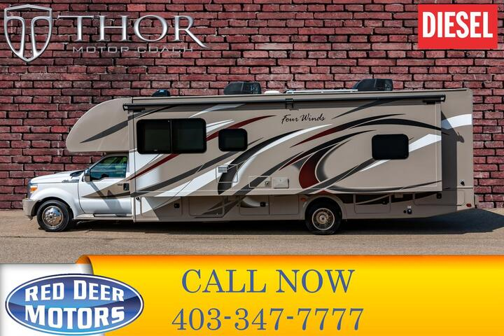 2016 Thor Four Winds 35-SD Class C Red Deer AB