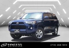 Toyota 4Runner 1 OWNER POLISHED WHEELS SR5 2016