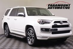 2016_Toyota_4Runner_Limited_ Hickory NC
