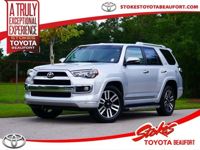 Great 2016 Toyota 4runner Limited Beaufort Sc 15638294. Stokes Brown Toyota  Bluffton ...