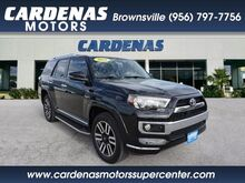 2016_Toyota_4Runner_Limited_ Brownsville TX