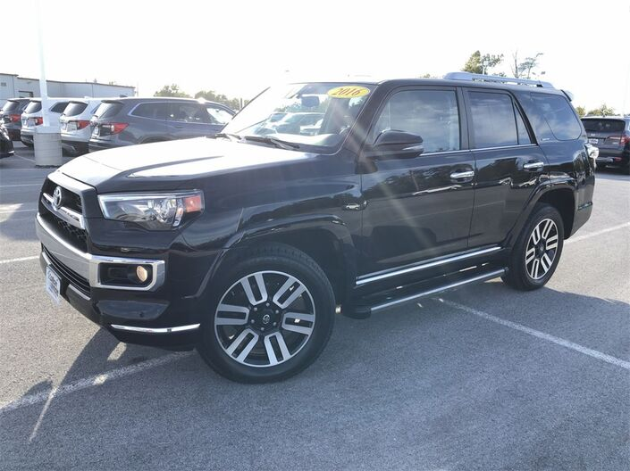 2016 Toyota 4Runner Limited Lima OH