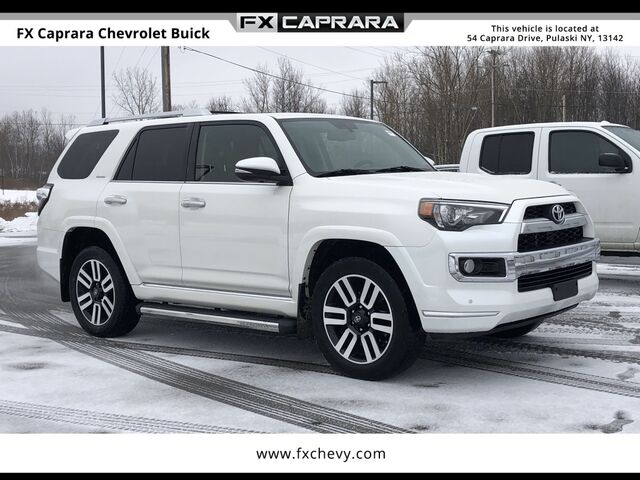 2016 Toyota 4Runner Limited Watertown NY