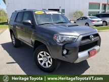 2016 Toyota 4Runner Trail South Burlington VT