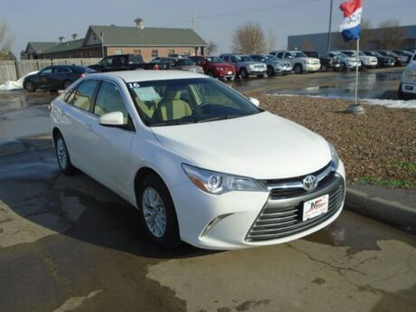 2016 Toyota Camry LE Colby KS