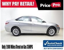 2016_Toyota_Camry_LE_ Maumee OH