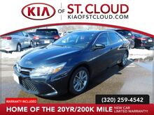 2016_Toyota_Camry_LE_ St. Cloud MN