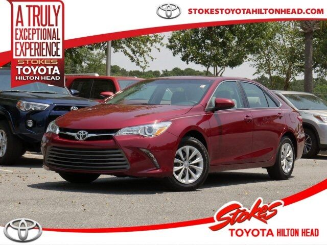 Stokes Brown Toyota Of Hilton Head >> 2016 Toyota Camry Le