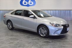 2016 Toyota Camry SE - SPORT EDITION! LEATHER LOADED! BACK UP CAMERA! FULL WARRANTY! Norman OK