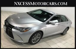 Toyota Camry SE BACKUP CAMERA CLEAN CARFAX GAS SAVER 2016