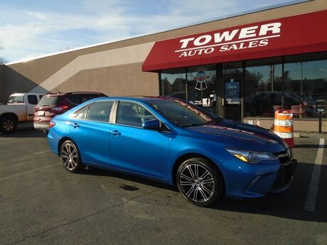2016 Toyota Camry SE w/Special Edition Pkg Schenectady NY