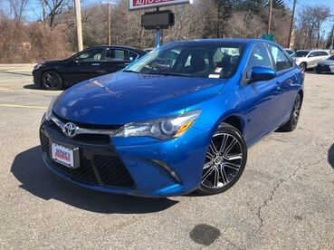 2016_Toyota_Camry_SE w/Special Edition Pkg_ Worcester MA