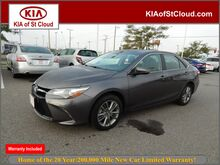 2016_Toyota_Camry_SE_ St. Cloud MN