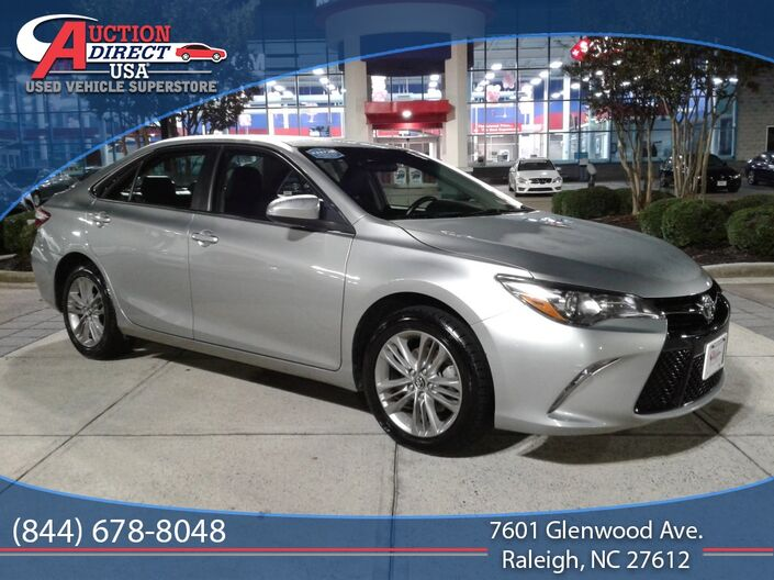 2016 Toyota Camry SE Raleigh