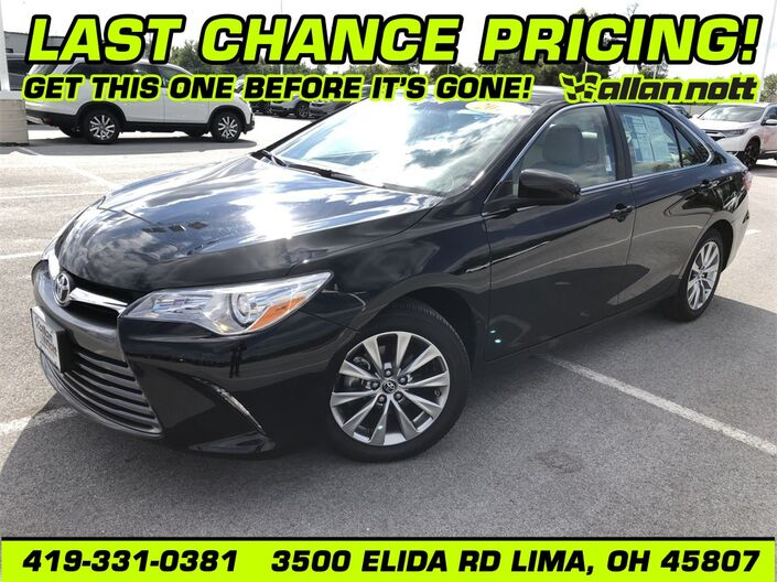 2016 Toyota Camry XLE Lima OH
