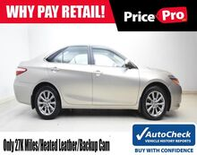 2016_Toyota_Camry_XLE_ Maumee OH
