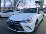 2016 Toyota Camry XLE V6 Technology package W/Safety Connect
